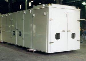 DG Set Sound Enclosures