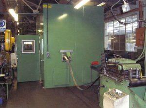 Sound Proof Gas Turbine Acoustic Enclosure