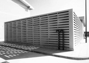 Acoustic Louvers