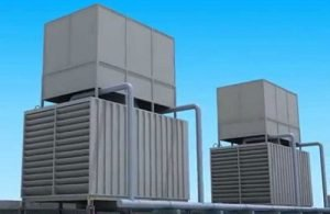 Chillers Cooling Tower Noise Control