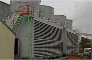 Chillers Cooling Tower Noise Control System