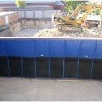 Construction Site Noise control Barriers