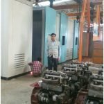 Diesel Engine Test Cell