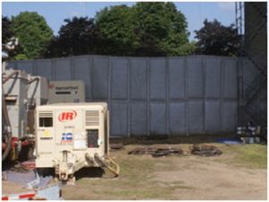 Mobile Noise Barrier