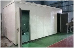 testbooth from ecotone Systems pvt.ltd.