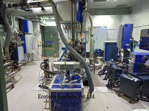 Ecotone System - Engine Test Cell Acoustic Treatments
