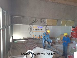 Hero Dyno and Chassis Test Cell Acoustic Treatment