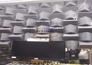 Anechoic chambers from Ecotone Systems