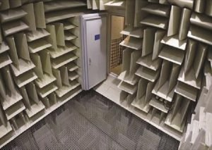 NVH Testing Chamber from Ecotone Systems