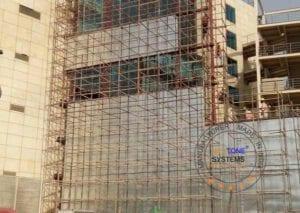 Building Noise Barrier